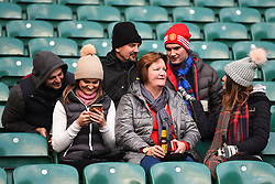 November 25, 2017 - London, England, United Kingdom - A family of fans during Old Mutual Wealth Series between England against Samoa at Twickenham stadium , London on 25 Nov 2017  (Credit Image: © Kieran Galvin/NurPhoto via ZUMA Press)
