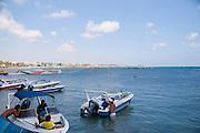 Cyprus, Paphos, Bay of Paphos