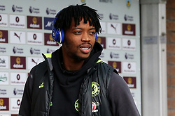 Nathaniel Chalobah of Chelsea arrives at Turf Moor - Mandatory by-line: Matt McNulty/JMP - 12/02/2017 - FOOTBALL - Turf Moor - Burnley, England - Burnley v Chelsea - Premier League