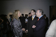 Princess Michael of Kent, Lord Frederick Windsor and John Hemming, Misadventure In the Middle East. Travels As a Tramp, Artist and Spy by Henry Hemming. Book launch and exhibition. Paradise Row. London. E2.  -DO NOT ARCHIVE-© Copyright Photograph by Dafydd Jones. 248 Clapham Rd. London SW9 0PZ. Tel 0207 820 0771. www.dafjones.com.