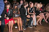 Celebrities Paris Fashion Week