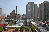 Roof View at 401 East 74th Street