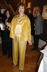 Actress MAUREEN LIPMAN at a party to celebrate the publication of an autobiography <br />