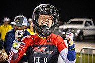 #110 (SMULDERS Laura) NED TVE Meybo wins Round 7 of the 2019 UCI BMX Supercross World Cup in Rock Hill, USA