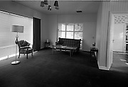 15/11/1965<br /> 11/15/1965<br /> 15 November 1965<br /> Exteriors and interiors of houses at Offington Park, Sutton, Dublin. View of living area in one of the houses.