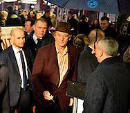 &copy;www.agencepeps.be/ F.Andrieu- A Rolland - France - Paris -<br /> 20140212 - Avant premi&egrave;re &quot;The Monuments Men&quot; UGC Normandie &agrave; Paris en pr&eacute;sence de Georges Clooney, Matt Damon, Bill Muray, John Goodman, Bob Balaban.<br /> Pics: Bill Murray