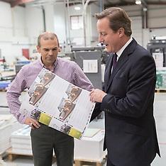 SEP 19 2014 Prime Minister David Cameron