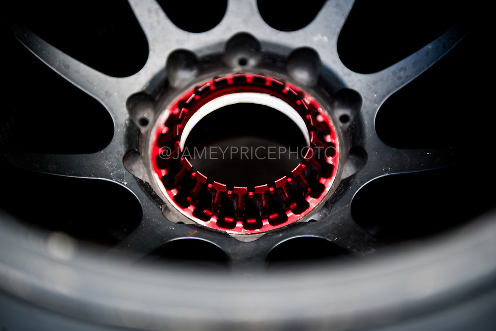 May 23-27, 2018: Monaco Grand Prix. Wheel detail