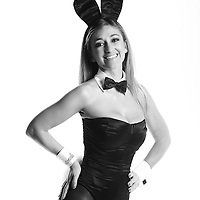 01.09.2011.ANTONELLA QUINTAVOLO. Playboy Bunny portraits in The Playboy Club, central London, taken by Blake-Ezra Cole. .All images: © Blake-Ezra Cole 2011.