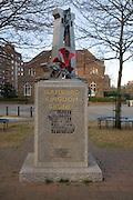 Isambard Kingdom Brunel memorial monument, Portsmouth, Hampshire, England