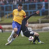 22-02-2014 Cowdenbeath v Dundee