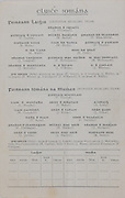 Interprovincial Railway Cup Football Cup Final, 16.03.1941, 03.16.1941, 16th March 1941,  Ulster 1-08, Munster 1-08,.Interprovincial Railway Cup Hurling Cup Final, 16.03.1941, 03.16.1941, 16th March 1941, Munster , Leinster , Leinster Hurling Team, J O'Connell, P Larkin, M Butler, P Blanchfield, R Hinks, W Burke, P Phelan, E Wade, H Gray, J Langton, P McSweeney, M McDonnell, J Mulcahy, J O'Brien, J Whelan, Munster Hurling Team, P Scanlon, L Murphy, S Maher, A Lotty, W Campbell, J Keane, J Power, T Ryan, C Buckley, P Flannagan, M Mackey, J Mullane, J Quirke, J Mackey, R Stokes
