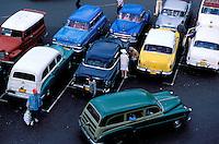 Cuba, La Havane, Voiture américaine // Cuba, Havana, Old american car