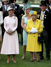 Royal Ascot - Day One - Ascot Racecourse - 19 June 2018