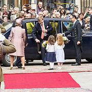 LUX/Luxemburg/20180523 - Staatsbezoek Luxemburg dag 1, Aankomst Koning Willem Alexander en Koningin Maxima