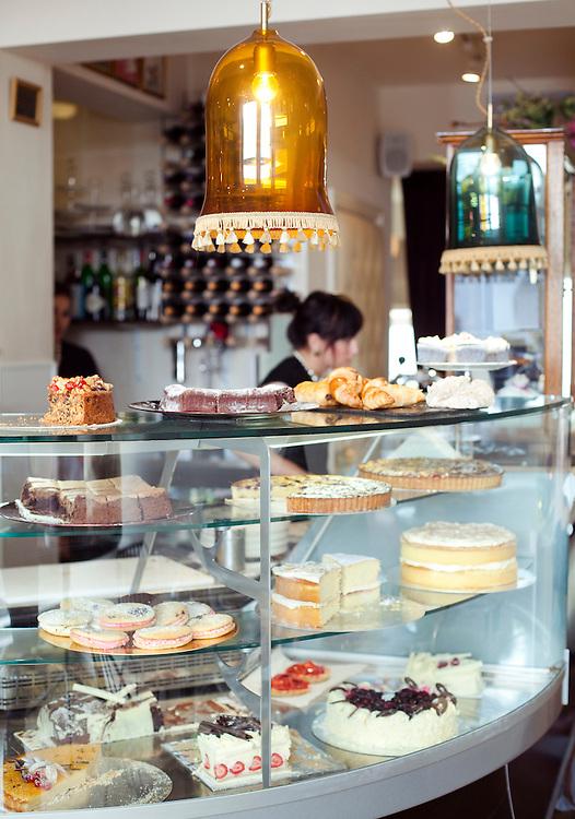 'The Walk', Cafe and Tea Room, Nottingham