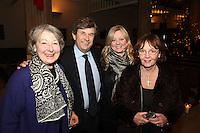 Nancy Jarrett,  Andrew Wilkinson, Jo Carter and Audrey Hoare