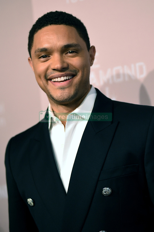 September 13, 2018 - New York, NY, USA - September 13, 2018  New York City..Trevor Noah attending the 4th Annual Clara Lionel Foundation Diamond Ball on September 13, 2018 in New York City. (Credit Image: © Kristin Callahan/Ace Pictures via ZUMA Press)
