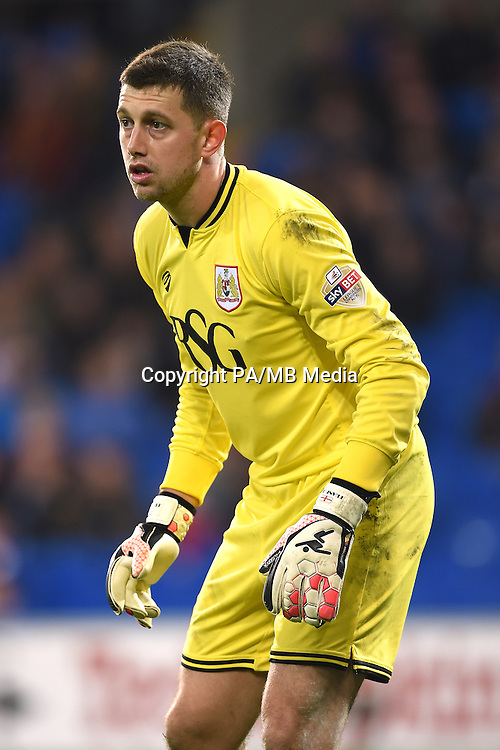 Frank Fielding, Bristol City goalkeeper