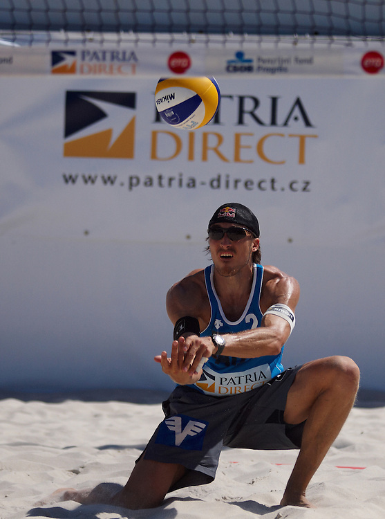 Swatch FIVB Patria Direct Open 2010 - AUT vs ITA