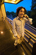 "Gustavo Dudamel, Music Director of the Simo?n Boli?var Youth Orchestra of Venezuela (SBYOV). At the ""Centro Latinoamericano de Accio?n Social por la Mu?sica (Center for Social Action Through Music)"" of the ""Fundacion del Estado para el Sistema Nacional de las Orquestas Juveniles e Infantiles de Venezuela"" (FESNOJIV, National Network of Youth and Children Orchestras of Venezuela), also known as El Sistema, is a publicly financed private-sector music-education program in Venezuela, originally called Social Action for Music, founded 1975 by Venezuelan economist and amateur musician Jose? Antonio Abreu."
