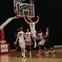 Men's Basketball: Augsburg University Auggies vs. Wartburg College Knights