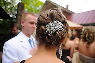 5/6/11-6:04:44 PM - DOYLESTOWN, PA - MAY 6:  Central Bucks West Pre-Prom Celebration - May 6, 2011 in Doylestown, Pennsylvania. (Photo by William Thomas Cain/Cain Images)