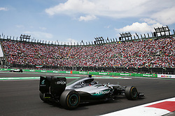 Formel 1: GP von Mexiko 2016 - Rennen in Mexiko-Stadt / 301016<br /> <br /> ***Nico Rosberg (GER) Mercedes AMG F1 W07 Hybrid.<br /> 30.10.2016. Formula 1 World Championship, Rd 19, Mexican Grand Prix, Mexico City, Mexico, Race Day.<br /> Copyright: Moy / XPB Images / action press ***