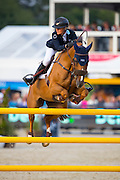Petronella Andersson - Jana van d'Abdijhoeve<br /> FEI World Breeding Jumping Championships for Young Horses 2016<br /> © DigiShots
