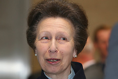 Princess Royal Opens new Standard Life Aberdeen HQ, Edinburgh, 10 April 2018