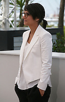 Director Chloé Robichaud at the 'Sarah Prefere La Course' (Sarah Would Rather Run) film photocall at the Cannes Film Festival Tuesday 21 May 2013