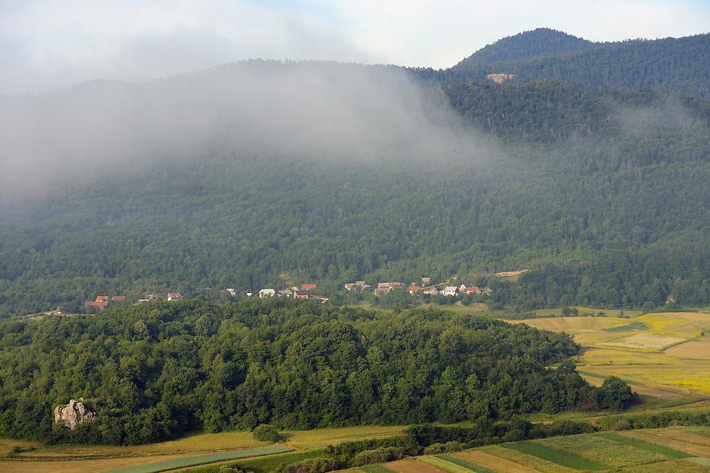 Velebit Nature Park, Rewilding Europe rewilding area, Velebit  mountains, Croatia