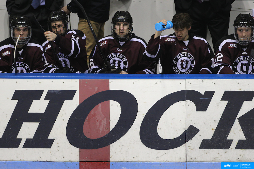 College Men's Ice Hockey. Union College at Yale. | TIM ...