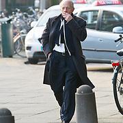 NLD/Amsterdam/20100122 - Uitvaart Edgar Vos, Michiel mol Sr.