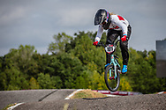 #101 (HEBERT Avriana) CAN YessBMX at Round 8 of the 2019 UCI BMX Supercross World Cup in Rock Hill, USA