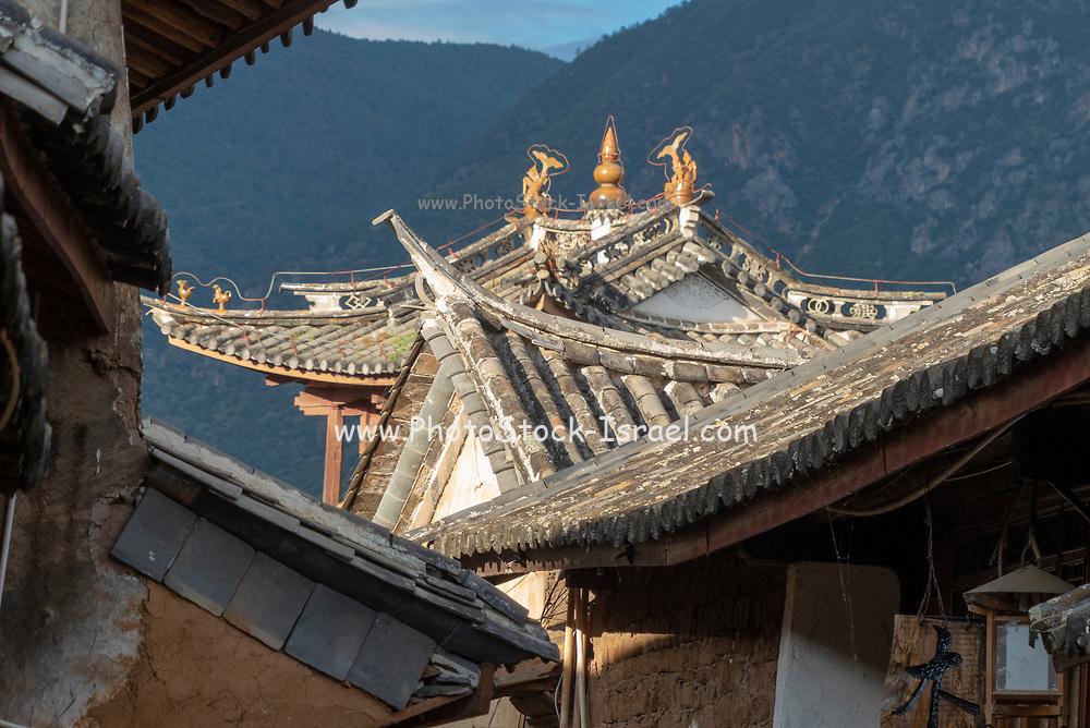 Sideng market, Shaxi, Yunnan, China