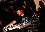 Louie Vega appears during the Underground Network reunion event at Lucky Cheng's in New York City, New York on January 18, 2013.