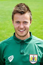 Dave Richards poses for a head shot - Photo mandatory by-line: Rogan Thomson/JMP - 07966 386802 - 04/08/2014 - SPORT - FOOTBALL - BCFC Training Ground, Failand - Bristol City, 2014/15 Team Photos.