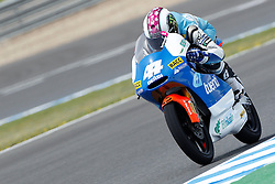01.05.2010, Motomondiale, Jerez de la Frontera, ESP, MotoGP, Race, im Bild Pol Espargaro - Tuenti racing team. EXPA Pictures © 2010, PhotoCredit: EXPA/ InsideFoto / SPORTIDA PHOTO AGENCY