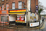 Rochester <br /> by-election campaign <br /> in the run up to the election on 20th November 2014 <br /> atmosphere of area, campaigners and people around Rochester, Kent, Great Britain <br /> 15th November 2014 <br /> <br /> <br /> Labour party shop in the High Street <br /> <br /> <br /> Photograph by Elliott Franks <br /> Image licensed to Elliott Franks Photography Services