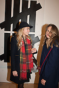 ALINA KOHLEM; MEGAN ODELL;, S2 Gallery 'Just Now' Preview , Curated by Bert Breuk - Sothebys, St George st. London W1. 29 January 2014