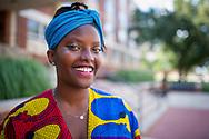 Malerotholi Maseribane, of Lesotho, specializing in poultry