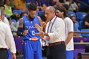 Ettore Messina, Daniel Hackett<br /> Nazionale Italiana Maschile Senior<br /> Eurobasket 2017 - Group Phase<br /> Georgia - Italia<br /> FIP 2017<br /> Tel Aviv, 02/09/2017<br /> Foto Ciamillo - Castoria/ M.Longo