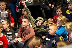 Bristol Sport Kids Christmas Party at Ashton Gate - Rogan Thomson/JMP - 21/12/2016 - SPORT - Ashton Gate Stadium - Bristol, England.