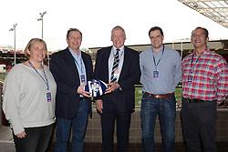 Sponsor - Mandatory byline: Dougie Allward/JMP - 06/03/2016 - RUGBY - Ashton Gate -Bristol,England - Bristol Rugby v Cornish Pirates - Greene King IPA Championship
