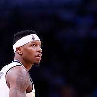 01 April 2018: Denver Nuggets guard Torrey Craig (3) is seen during the Denver Nuggets 128-125 victory over the Milwaukee Bucks, at the Pepsi Center, Denver, Colorado, USA.