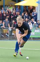 UTRECHT -  Marie Dijkstra  tijdens de finale Veteranen hoofdklasse A dames tussen Kampong en Amsterdam. Kampong wint na shoot out. COPYRIGHT KOEN SUYK
