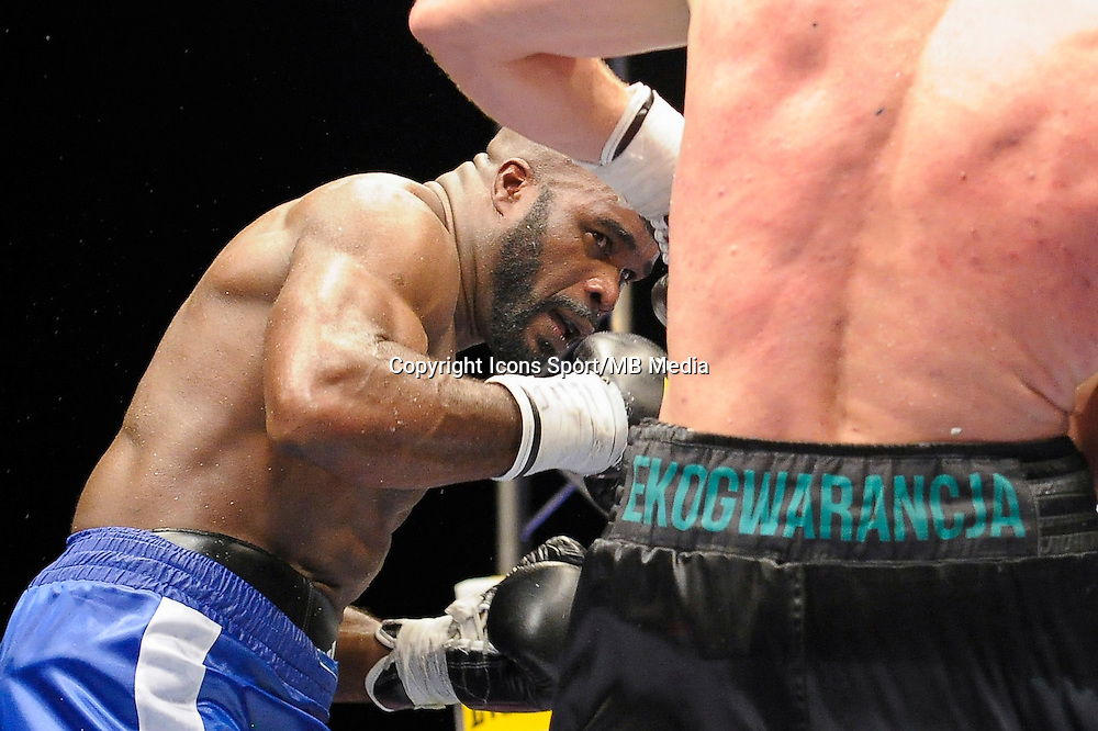 Jean Marc Mormeck - 05.12.2014 - Boxe - Lourds Legers - Issy les Moulineaux<br />Photo : Andre Ferreira / Icon Sport