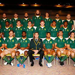 07,10,2019  South Africa Team Photo