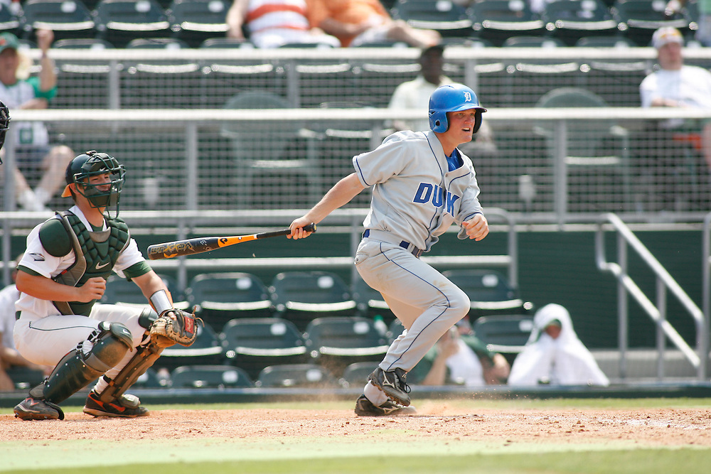 Jonathan Anderson, Duke @ Miami Baseball, May 19, 2007.